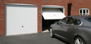 up-and-over garage door
